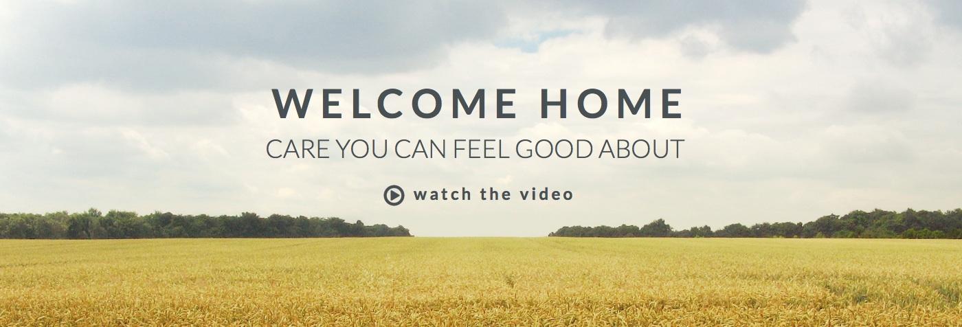 Welcome Home - Missouri Highlands Health Care