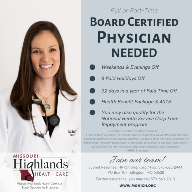 Physician Ad